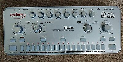 Cyclone Analogic TT-606 drum machine