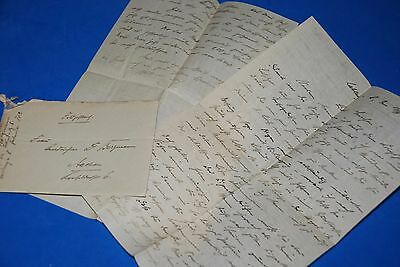 1918 World War, German Captain Field Post Vintage old Letter WWI, Antique L64