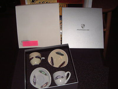 Porsche Design - 50 Jahre 911 1963-2013 Espresso Set. Ltd/no. 3091/5000! New !!!