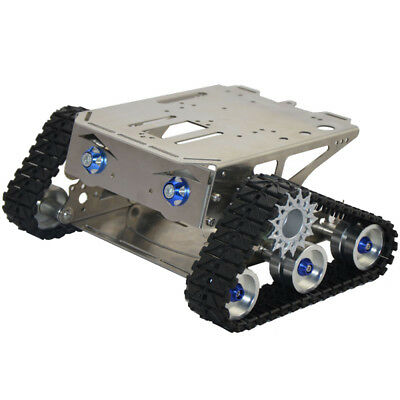 Iron Man-4 Indoor Tracked Chassis