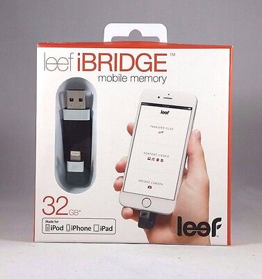 LEEF iBridge 32GB (LIB000KK032E6) FREE SHIPPING