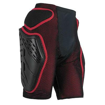 Alpinestars Bionic Freeride Offroad Motorcycle Riding Shorts Black Red