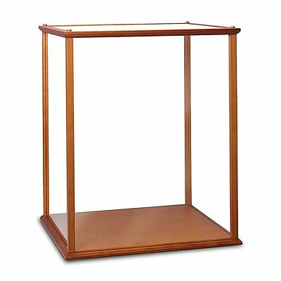 """Ashton Drake - Wood And Plexi-Glass Display Case For Collectible Dolls 20"""" H"""