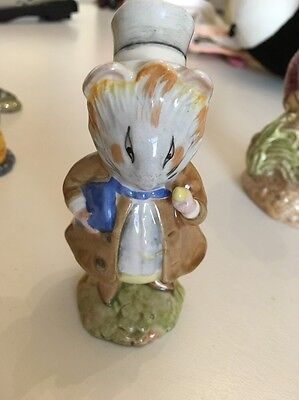 Beatrix Potter Figure - 'Amiable Guinea Pig' (Beswick)