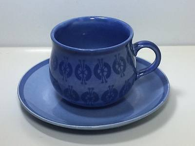 1960's Gustavsberg  Josefine  by Lisa Larson cup and saucer made in Sweden