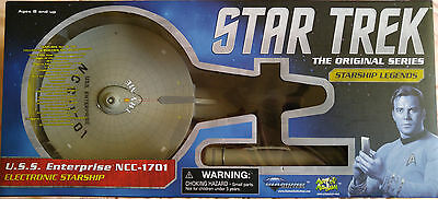 Star Trek USS Enterprise NCC-1701 HD Ship TOS New Diamond Select Lights Sounds