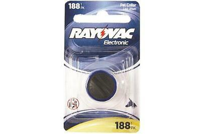 4-Pack RFA-188 Rayovac PetSafe Compatible Fence & Dog Collar Lithium Batteries