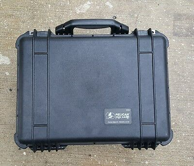Pelican 1520 Case Black W/foam