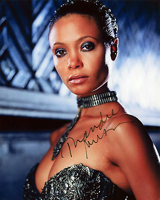 Thandie Newton - Vaako - The Chronicles of Riddick - Signed Autograph REPRINT