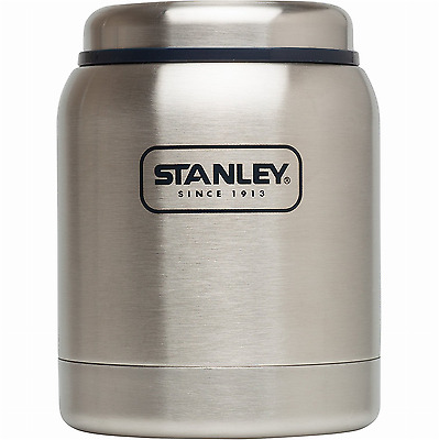 New Vacuum Insulated Food Container Stanley Adventure Jar Camping Hiking Thermos