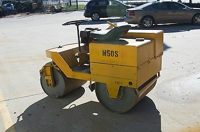 Bomag 50s 1-ton Roller
