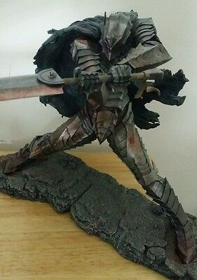 BERSERK 20th Anniversary Statue 2009 Art of war No.041 ver.1 Bloodstained Armor