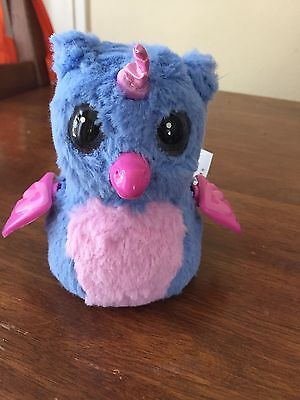 Hatchimals Owlicorn Pink/Blue Egg Toys R Us Exclusive already hatched