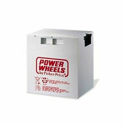 Fisher Price Power Wheels 12V Battery, Replaces 00801-1869 and 00801-0930