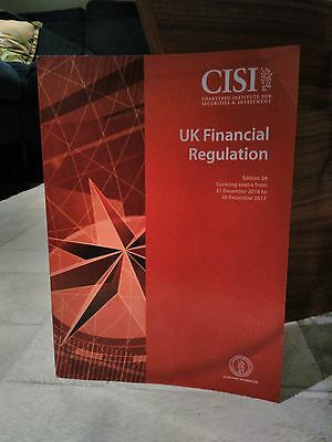 UK Financial Regulation Edition 24