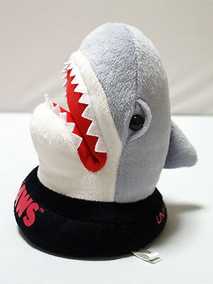 Rare!! Jaws Plush TV Remote Control Phone Stand Holder Universal Studios Japan