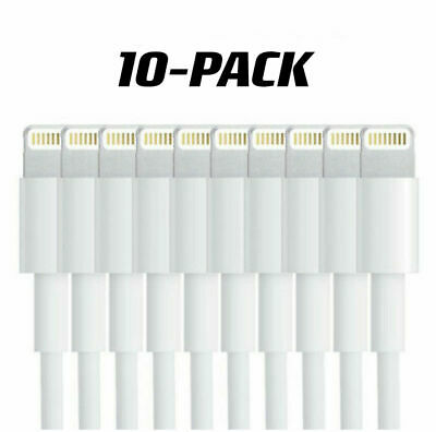 50 x 3ft. Fast  8 Pin USB Data Sync Charger Cable Cord for iphone 5/6/7+ 5ES