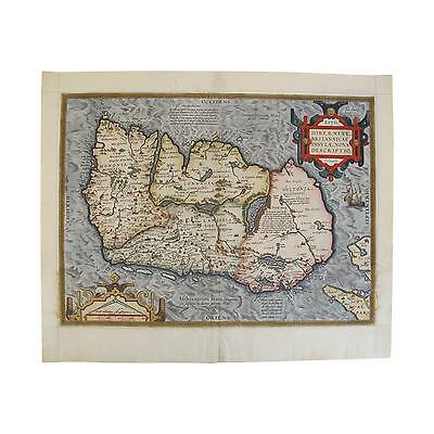 Lovely Antique Map of Ireland