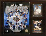 CICO-1215METSGR-MLB 12x15 New York Mets All -Time Great Photo Plaque