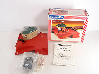Lionel American Flyer S Gauge Automatic Operating Oil Drum Loader 4-2300 NEW