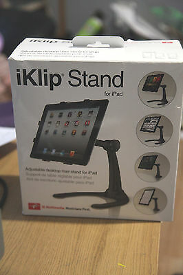 IK Multimedia iKlip Stand for iPad