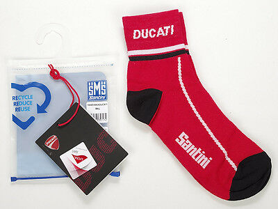 NEW Ducati Cycling Socks by Santini SMS