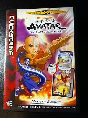 TCG Card Game Avatar The Last Airbender 2-player Starter Set