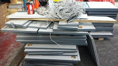 Office Partitions Excellent Condition x 26