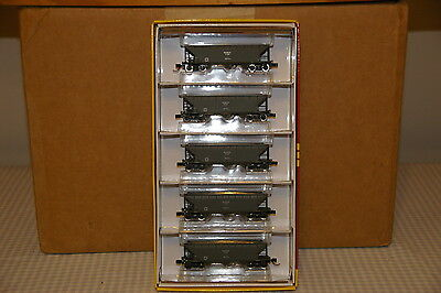 NSWGR - FCH Coal Hopper - 5 pack Gopher Models - N Scale