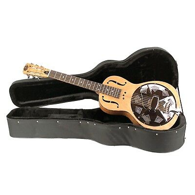 Royall Parlorator Parlor Size All Flame Maple Resonator with Case