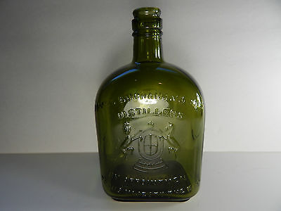 Old James Buchanan Whisky Bottle & Co. By Appointment of His Majesty the King