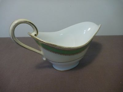 Noritake Gravy Jug. Handpainted decoration