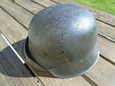 casque original Heer modele 42 ww2