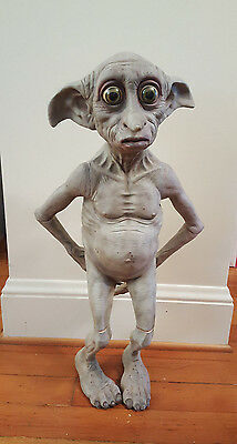 Life Size Dobby Statue - Harry Potter, with Custom Clothing