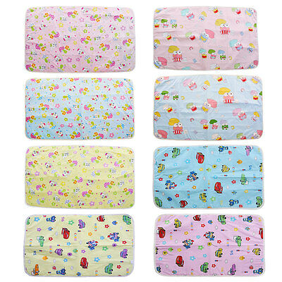Baby Infant Waterproof Urine Mat Changing Cover Diaper Pad Home&Travel Portable