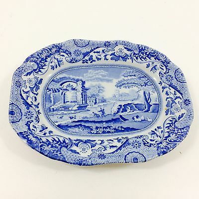 Spode Italian 11Cm  Pin / Butter Tray/ Small Dish