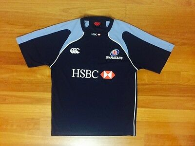 Waratahs Player Players Issue Rugby Union Training T-Shirt