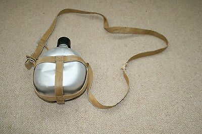 Army Water Bottle With Harness