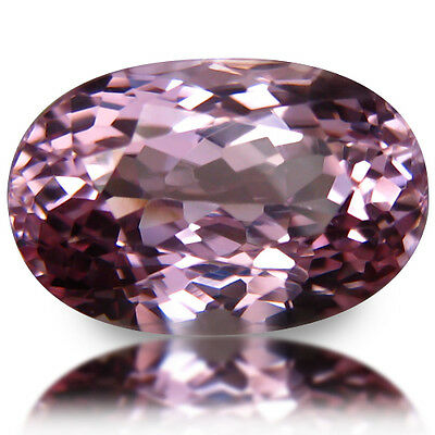 16.10ct 17x11mm TREMENDOUS TOP LUSTER! SOFT PINK NATURAL KUNZITE LOOSE GEMS