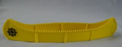 54 mm (1/32 scale) Timpo Canoe for Red Indians