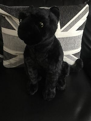 Live Action Bagheera Disney Store Jungle Book Rare Plush Soft Toy New Untagged