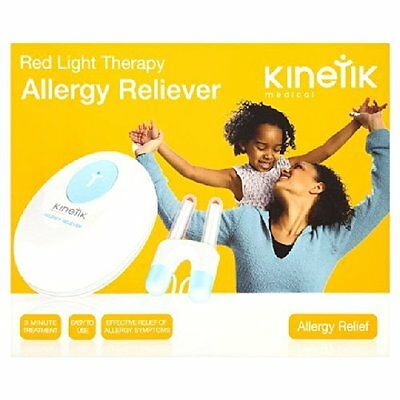 Kinetik Red Light Therapy Allergy Reliever
