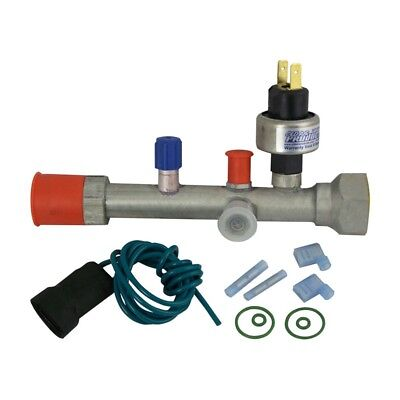 Air Conditioning POA Valve Upgrade, With R134 Refrigerant Fitting, 42-94220-1