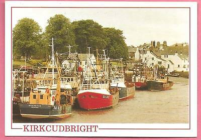 Kirkcudbright, Dumfries and Galloway, Scotland postcard. J. Arthur Dixon.