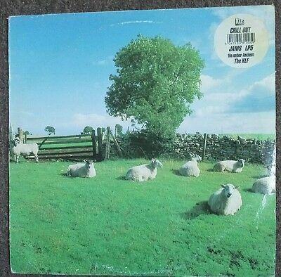 The KLF: Chill Out (1990 LP) JAMSLP5 Ambient
