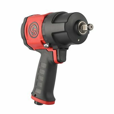 "Chicago Pneumatic CP7748 ½"" Composite Air Impact Wrench 1250Nm Torque in Revers"