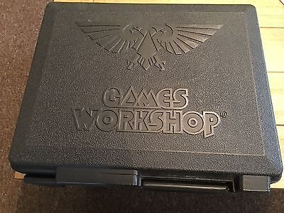 warhammer 40k 3 Tier Carry Case From Games Workshop