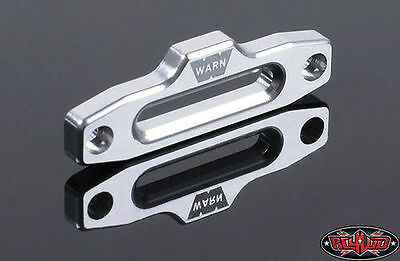 RC4WD RC4WD 1/10 Warn Hawse Polished ALUMINIO fairlead