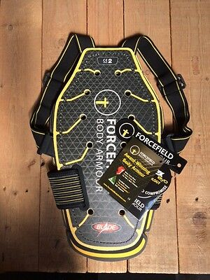 Forcefield Blade Back Protector XS