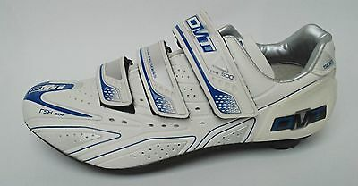 DMT Radschuhe SPEED White/Blue  Gr.41